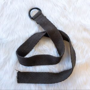 Other - 💝CLEARANCE Guys D-Ring Casual Textured Belt